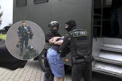 Затримання групи ПВК Вагнера у Білорусі