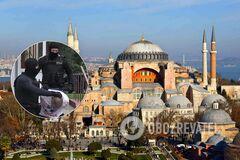 Бойовики зацікавилися собором Святої Софії в Стамбулі
