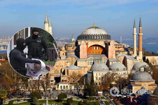 Боевики заинтересовались собором Святой Софии в Стамбуле