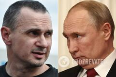Олег Сенцов считает Владимира Путина проекцией российских надежд