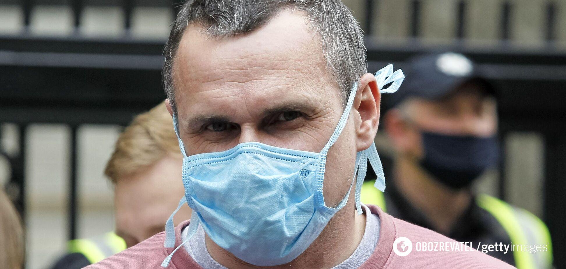 Олег Сенцов назвал политику 'очень грязным делом'