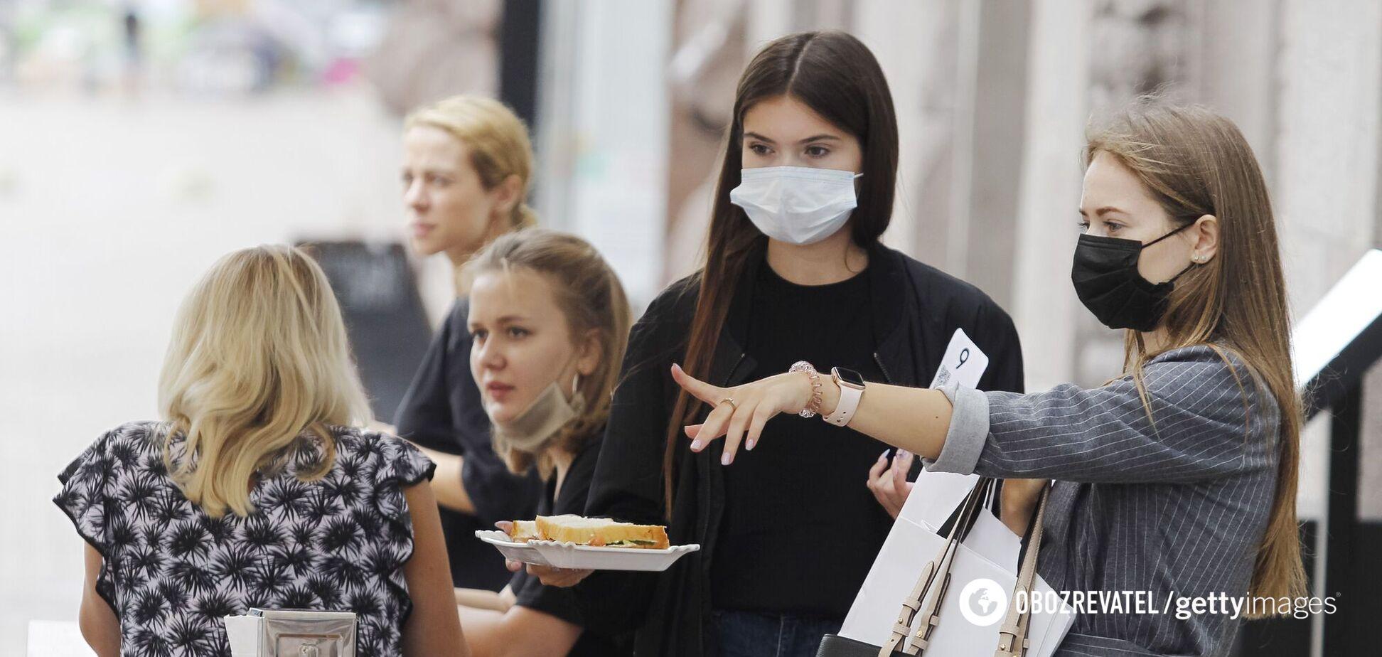 У Києві за добу COVID-19 виявили у 110 осіб
