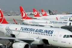 Turkish Airlines буде літати зі Стамбула до Харкова, Запоріжжя та Херсона