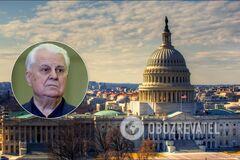 Кравчук считает, что без США достичь мира на Донбассе будет сложнее
