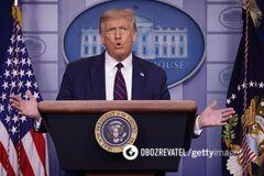 В Белом доме прокомментировали заявление Трампа о переносе выборов