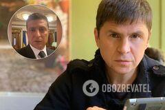 Михайло Подоляк розповів, хто прийняв рішення записати відео на вимогу луцького терориста