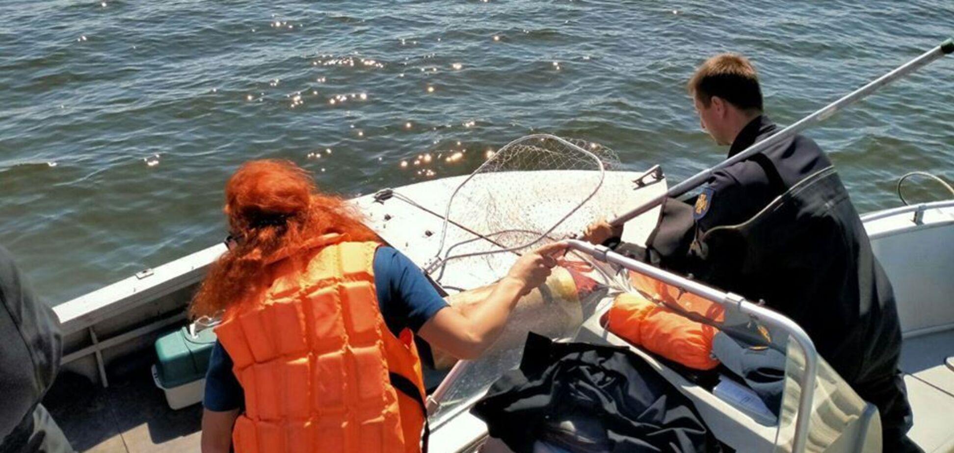 У Києві на Дніпрі загадково загинув рибалка