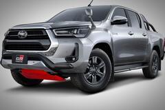 Новая Toyota Hilux стала лучше благодаря заводскому тюнингу. Фото: Toyota