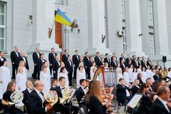 Масштабний концерт класичної музики