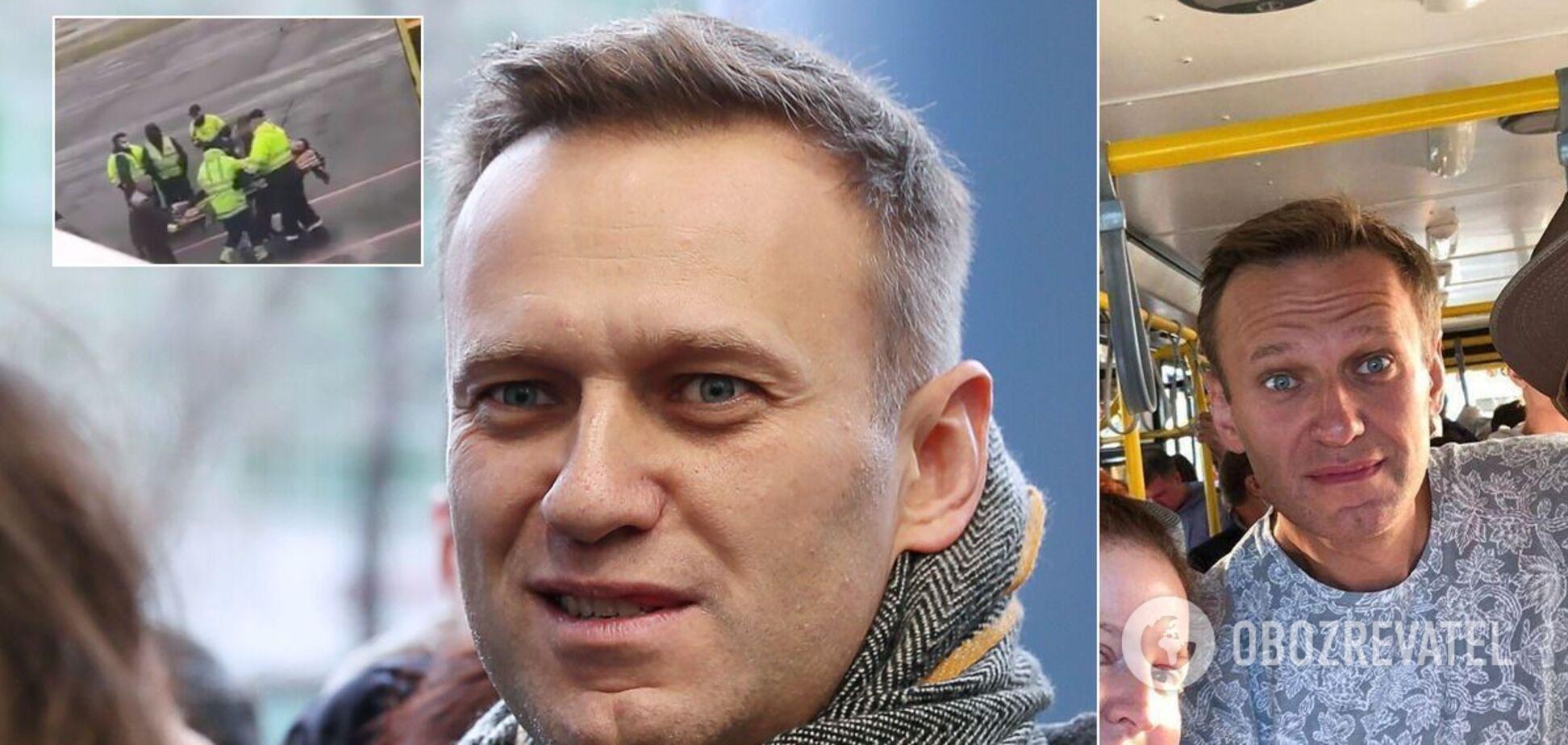 Навальний впав у кому, його могли отруїти: всі подробиці НП з опозиціонером