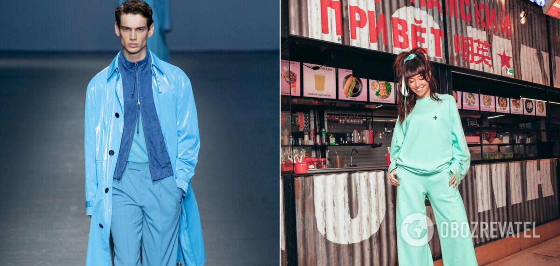 Институт цвета Pantone назвал самые модные цвета осени 2020