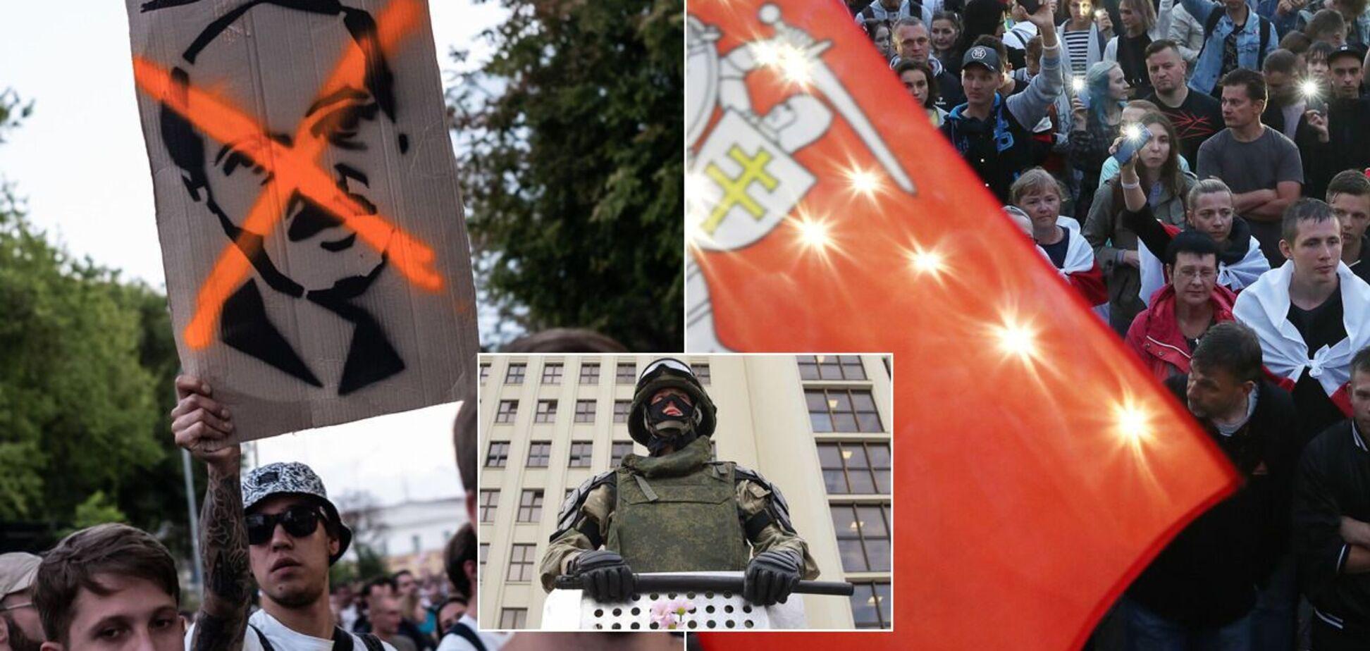 Международники уверены, что минские протесты завершатся реализацией одного из российских сценариев