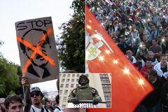 Міжнародники впевнені, що мінські протести завершаться реалізацією одного з російських сценаріїв