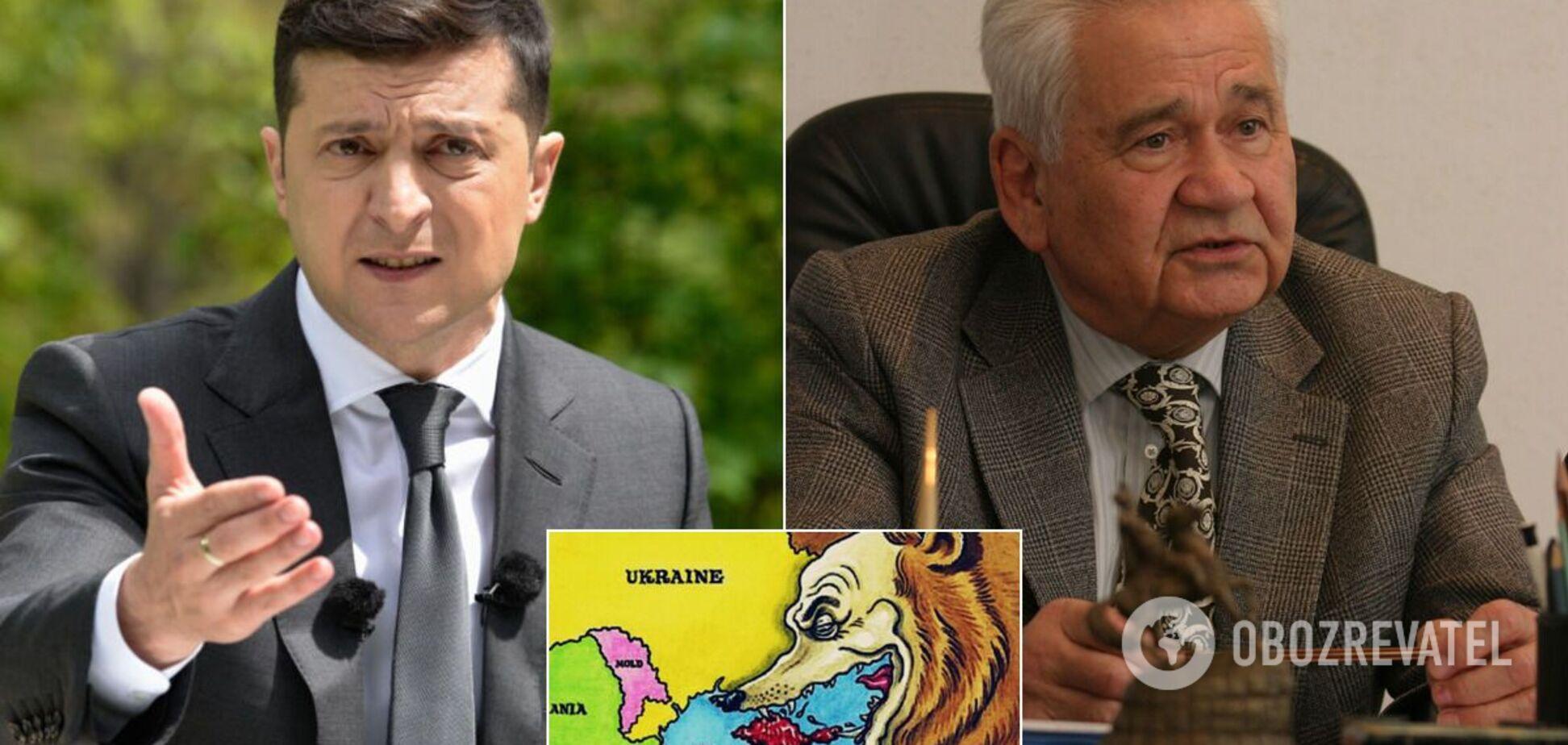 Фокін виправдав анексію Криму: яка буде реакція Зеленського