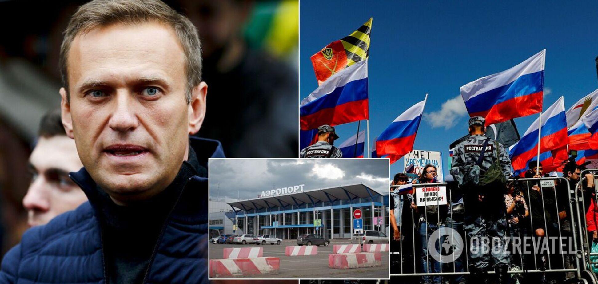 Навального могли отруїти вдруге невідомою отрутою: хто вивів політика з гри й до чого тут Кремль