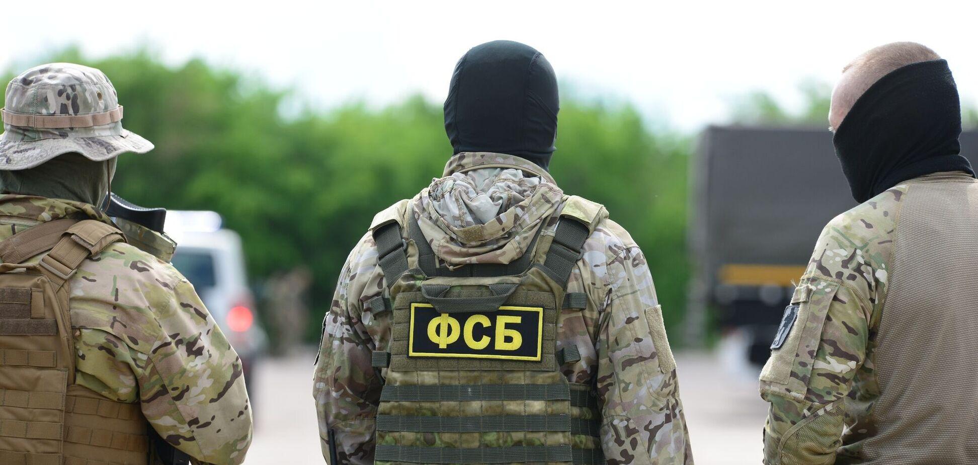 ФСБ заявила, що запобігла викраденню ватажка терористів на Донбасі