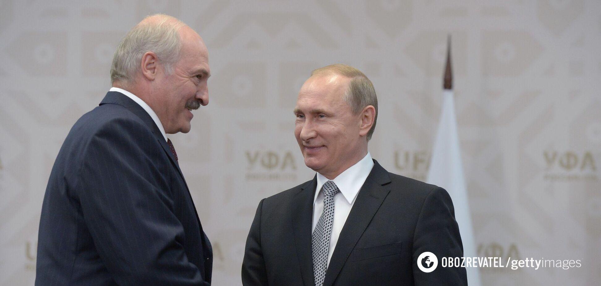 Путин и Лукашенко регулярно обсуждают ситуацию в Беларуси