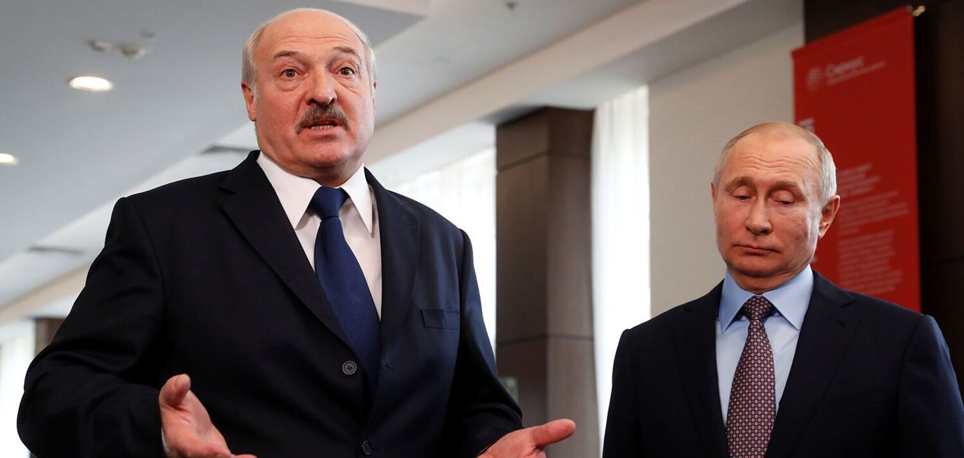 Портников считает, что Путин рассчитывает на провал протестов в Беларуси