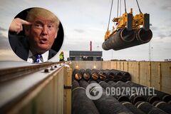 Санкции США для 'Северного потока-2'