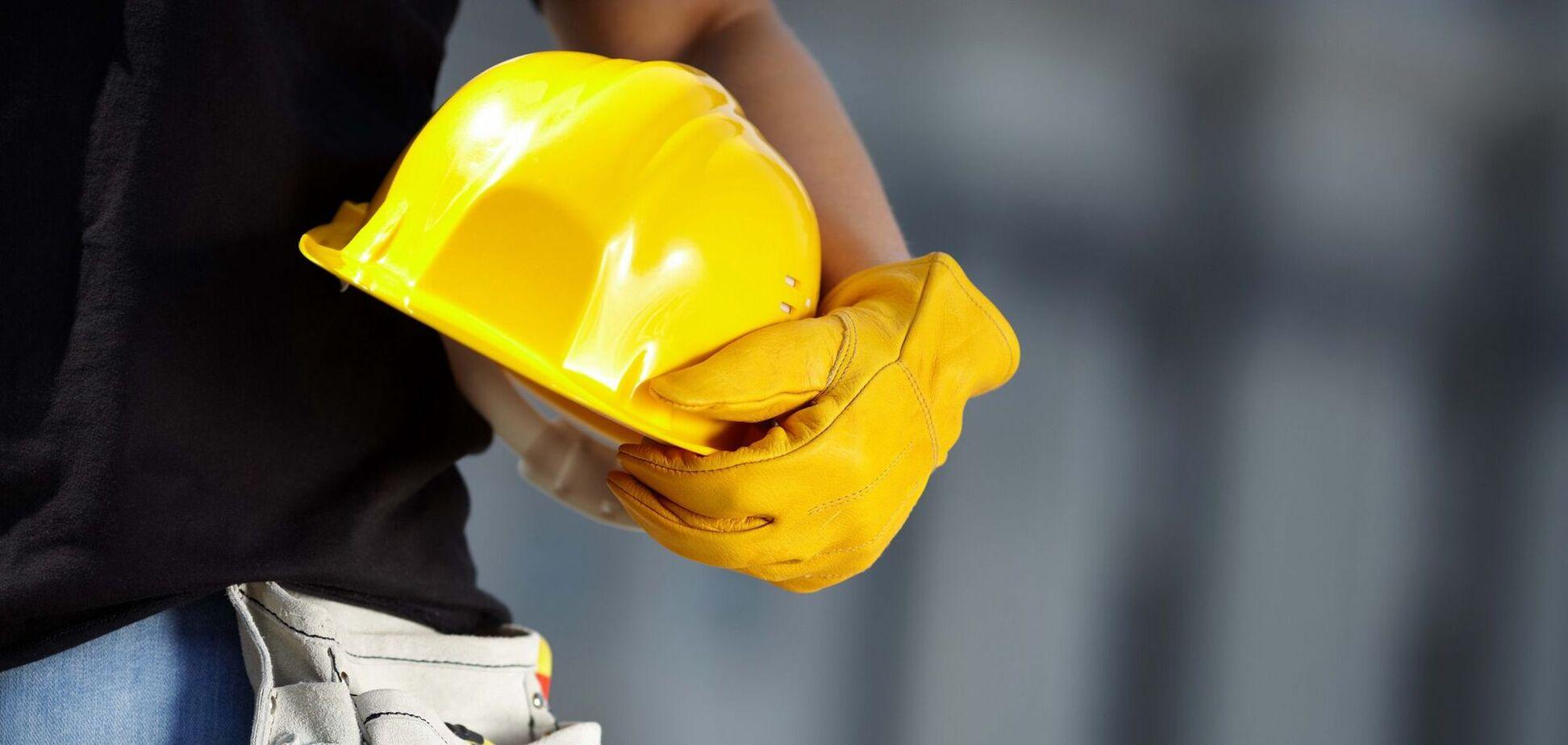 В Днепре на стройке погиб 21-летний рабочий