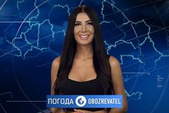 Погода в Україні на суботу, 22 серпня з Алісою Мярковською