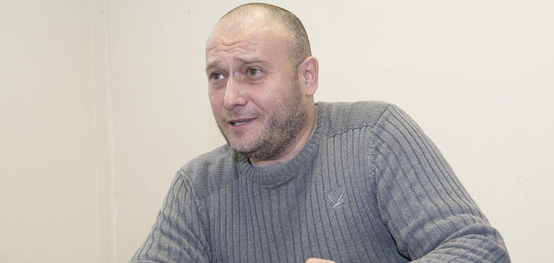 Дмитрий Ярош прокомментировал отравление российского оппозиционера Навального. Источник: LIGA.net