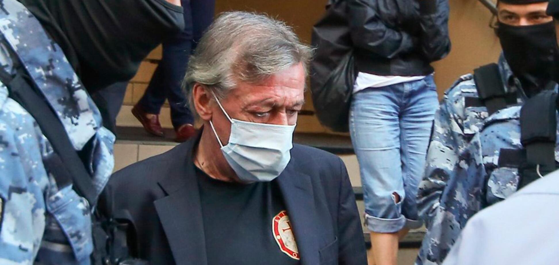 Адвокат Єфремова заявив про 'відому людину' за кермом авто в момент ДТП