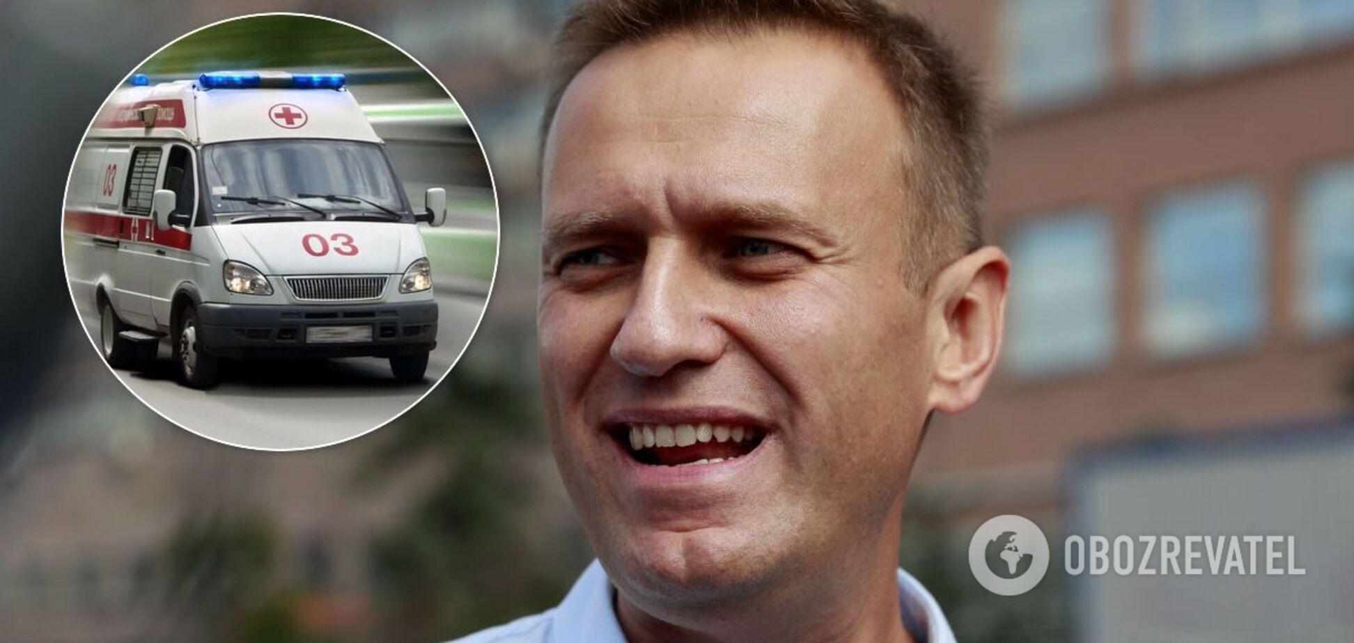 Навальний досі перебуває в комі