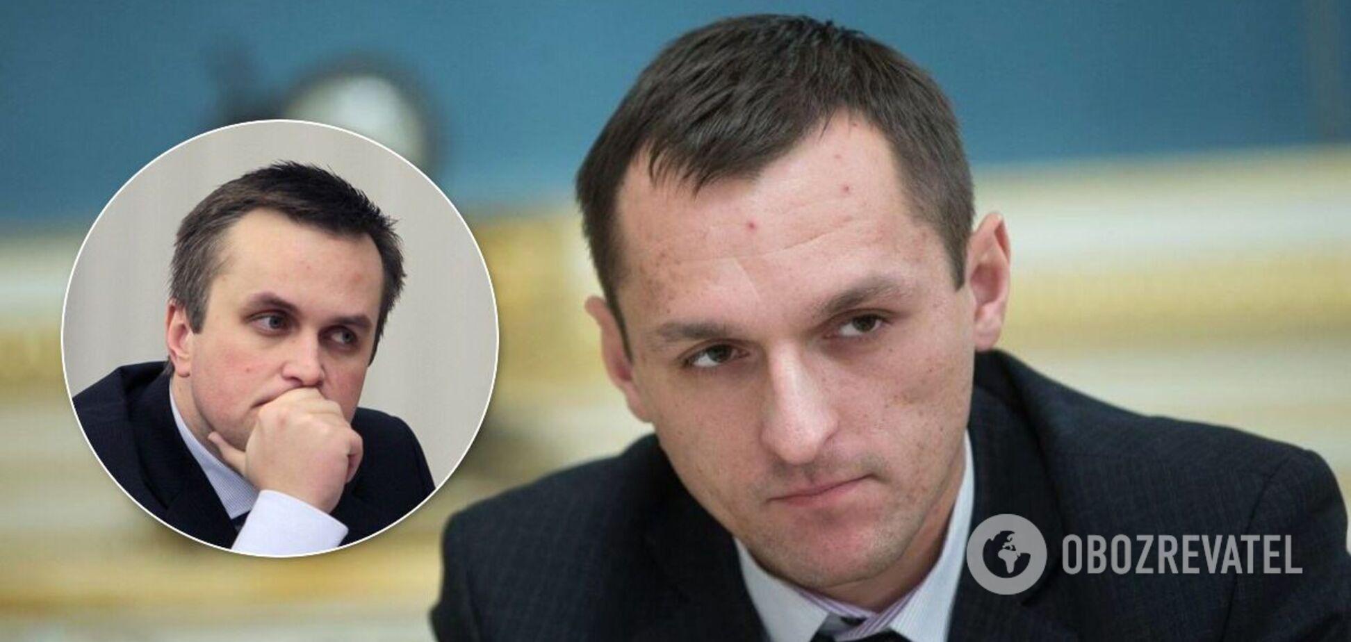 В.о керівника САП призначено Грищука