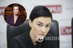Анастасія Приходько накинулася на Сніжану Єгорову