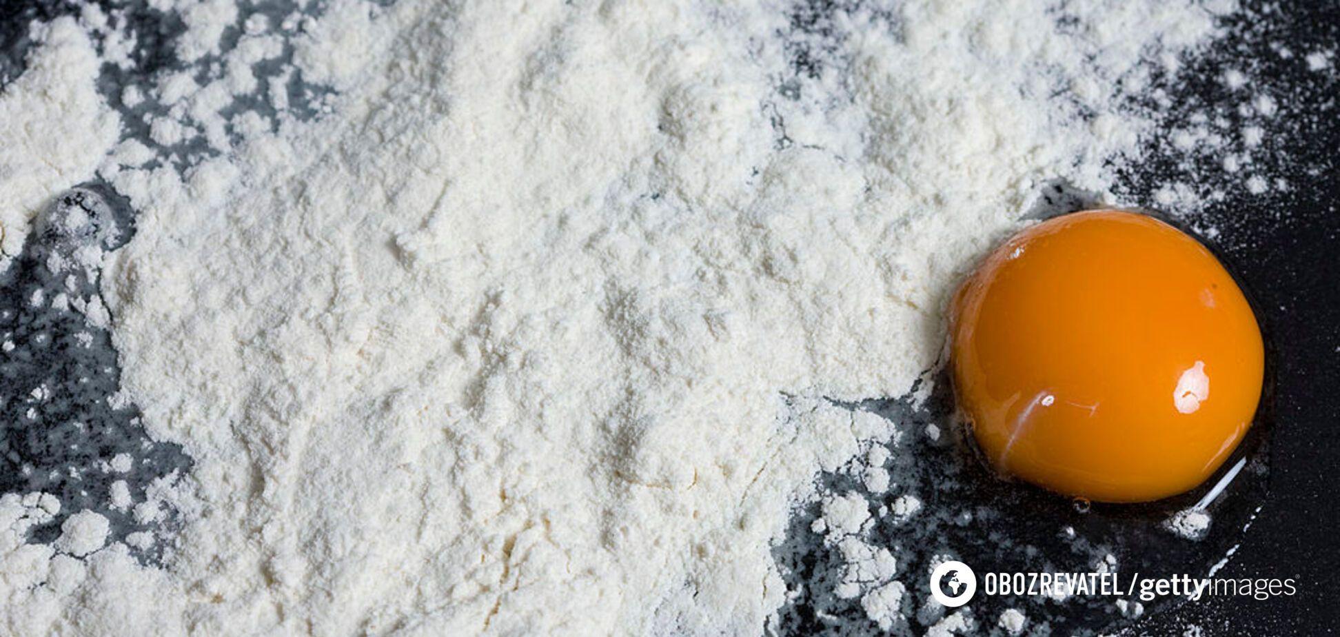 Борошно вищого сорту годиться для випікання здоби і не рекомендується для приготування хлібу на кожен день