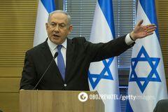 Нетаньяху назвав зґвалтування неповнолітньої злочином проти людства