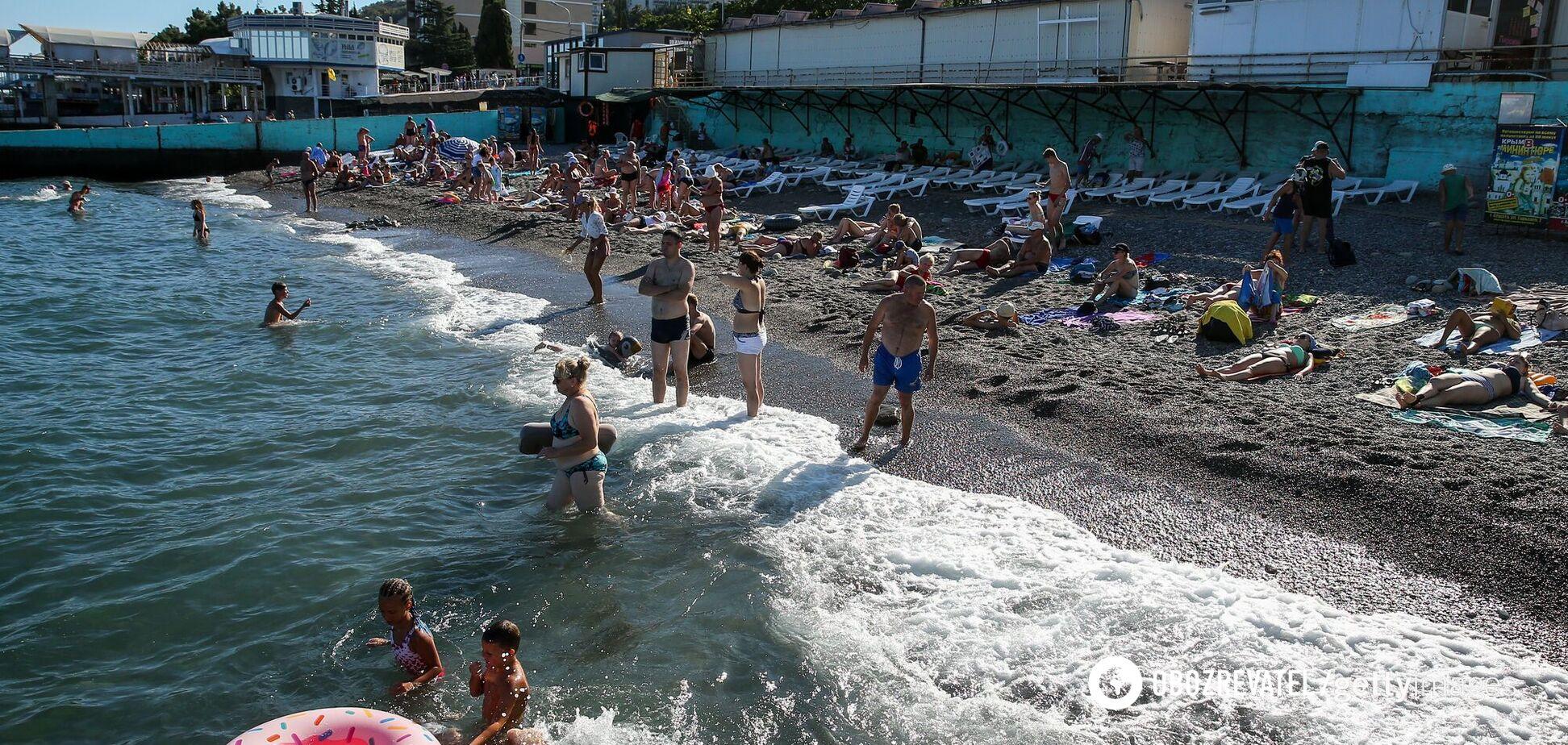 На цих пляжах рекомендовано встановити щити про заборону купання