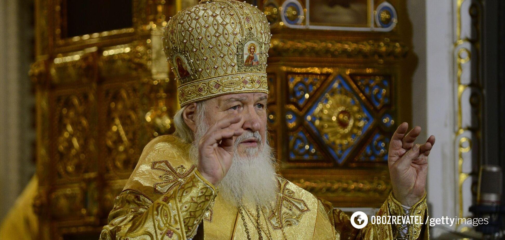 Патріарх Кирило закликав християн задуматися про смерть