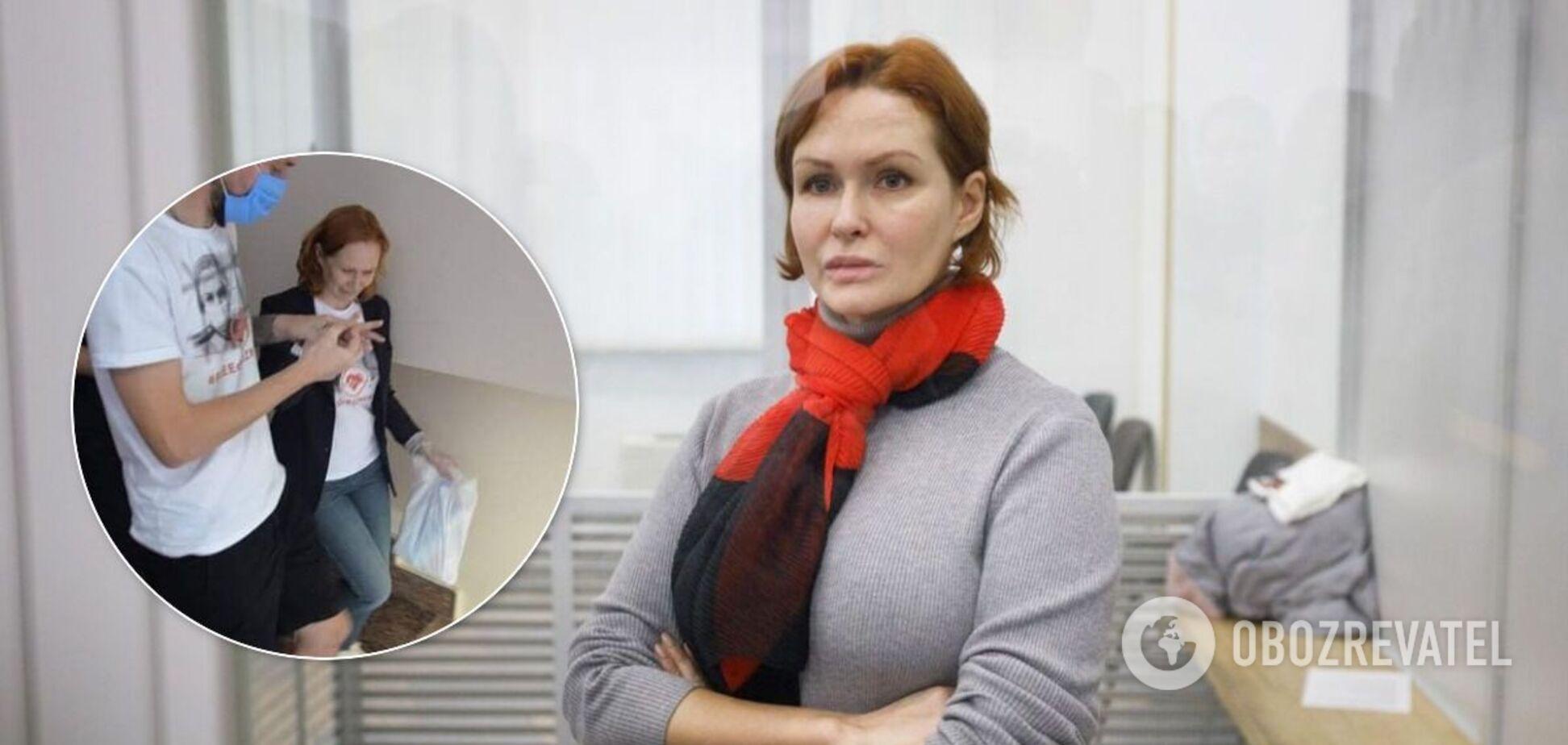 Юлия Кузьменко обручилась со своим гражданским мужем