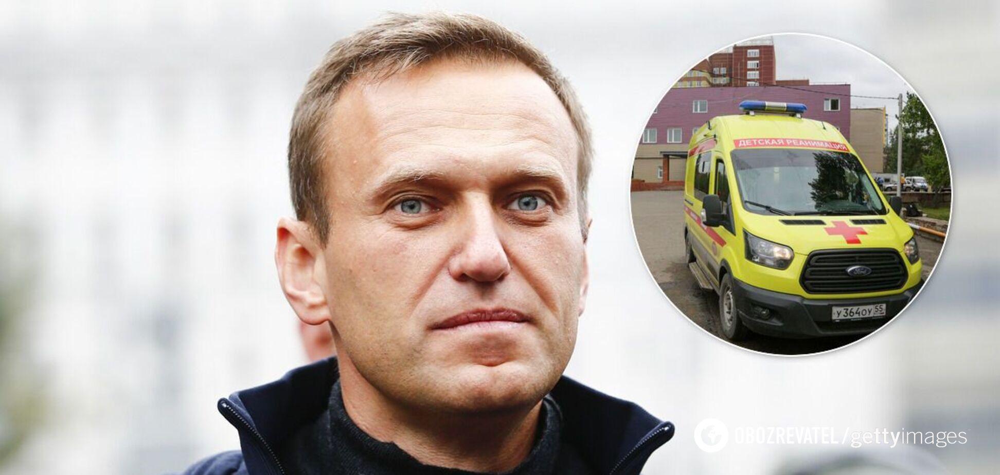 Лікарі дозволили перевезти Навального в Німеччину