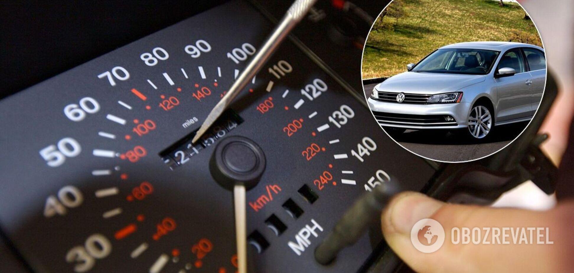 В Україні продають авто зі скрученими пробігами на 500-800 тисяч км