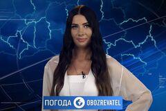 Погода в Україні на вівторок 25 серпня з Алісою Мярковською