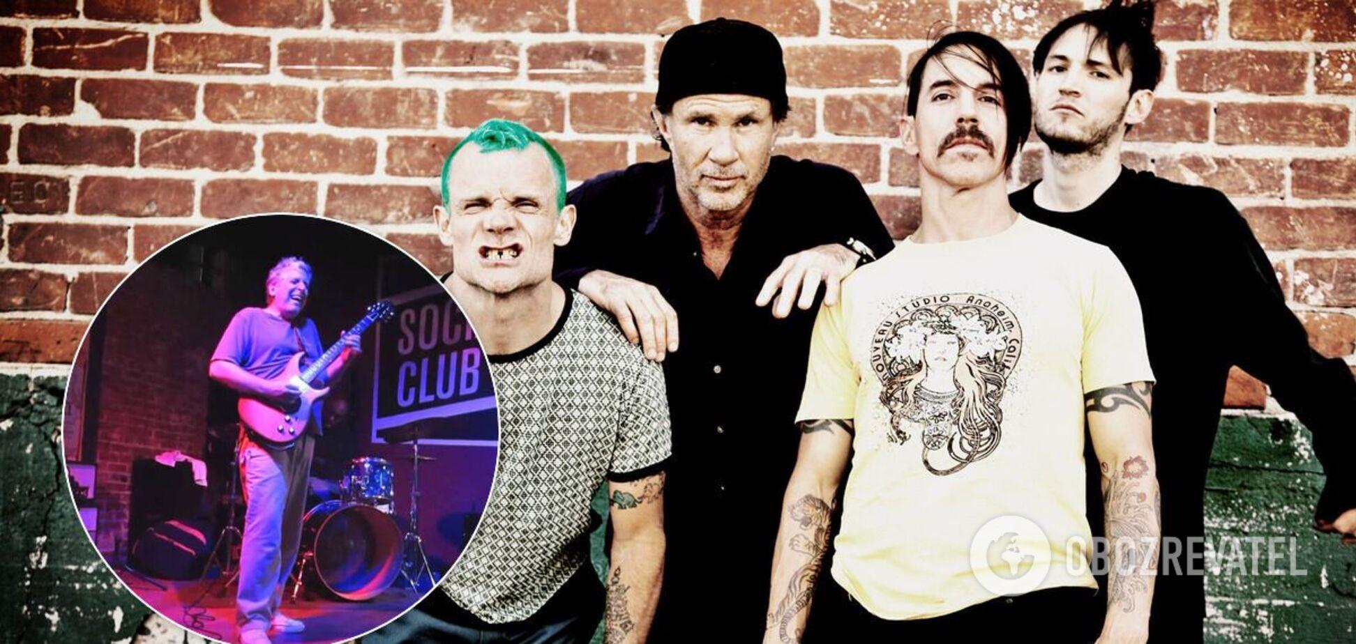 Помер колишній гітаристRed Hot Chili Peppers Джек Шерман