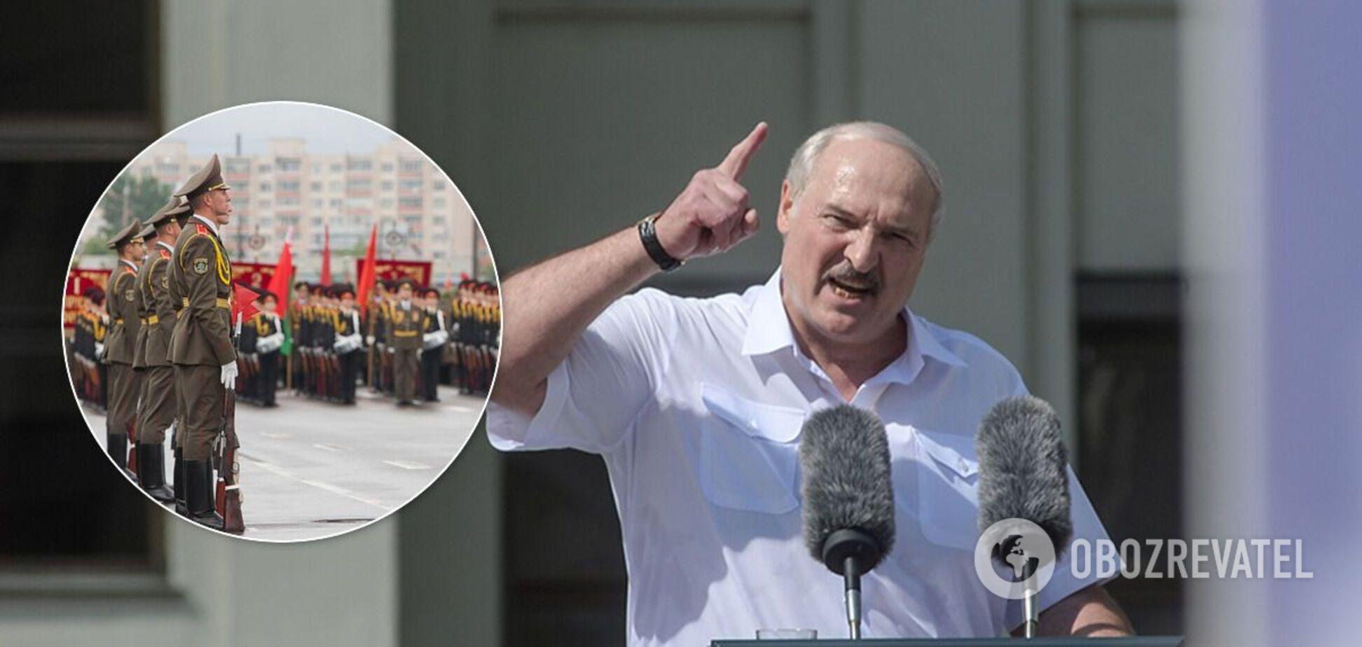 Лукашенко – про армию России в Беларуси: можем превратиться в театр военных действий