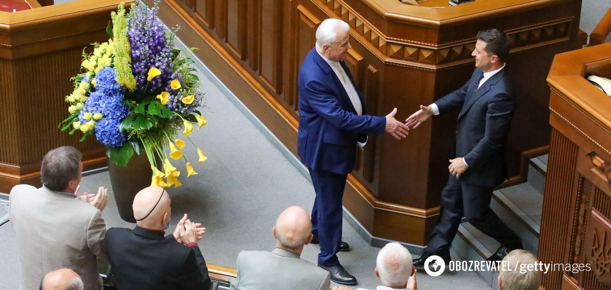 Кравчук посоветовал Зеленскому выполнять обещания