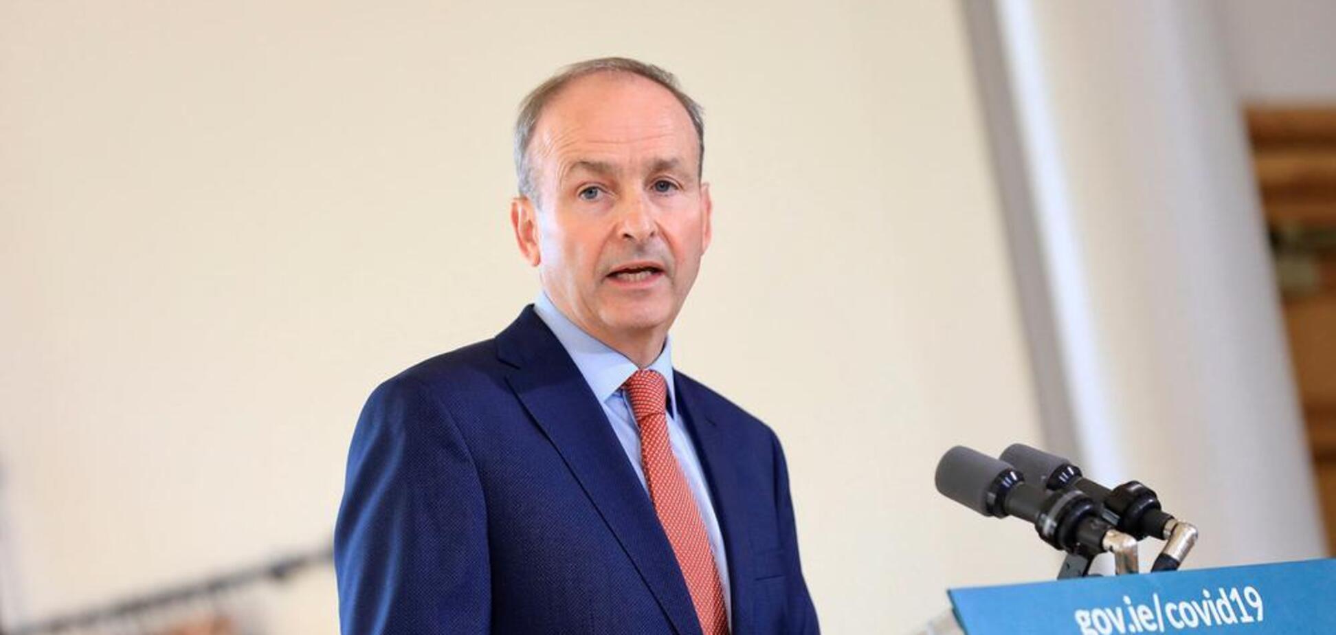 Ирландский министр подал в отставку из-за нарушения карантина