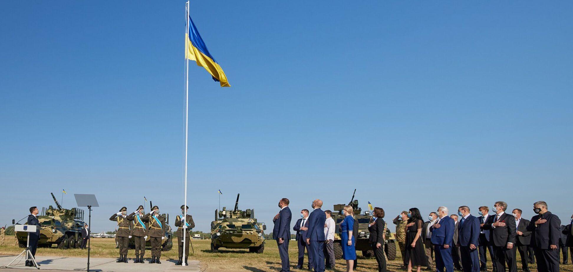 Вічне – це Україна. Швидкоплинне минає, вічне залишається