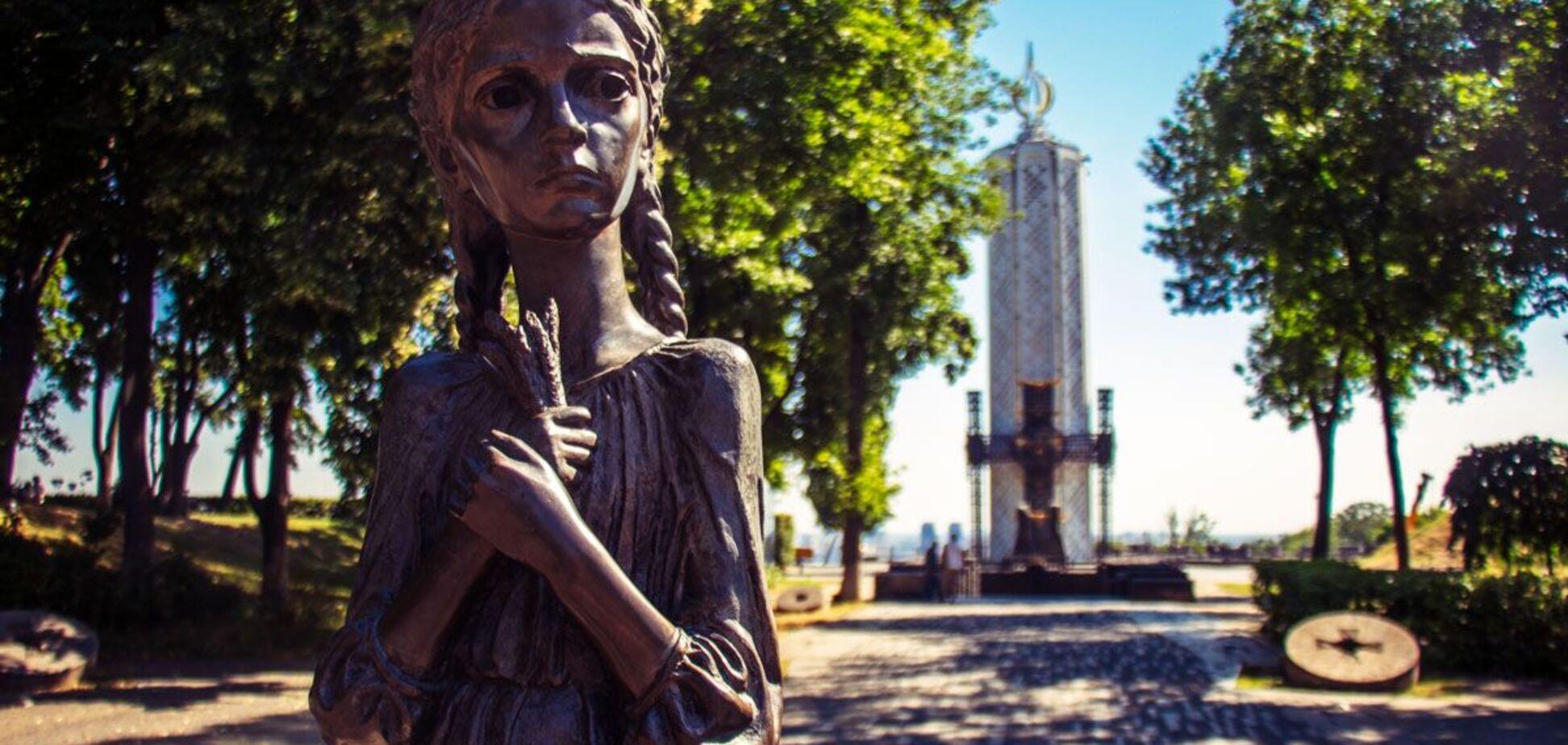 Чи визнаєш Голодомор геноцидом?