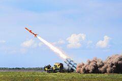 ВСУ приняли на вооружение мощный ракетный комплекс