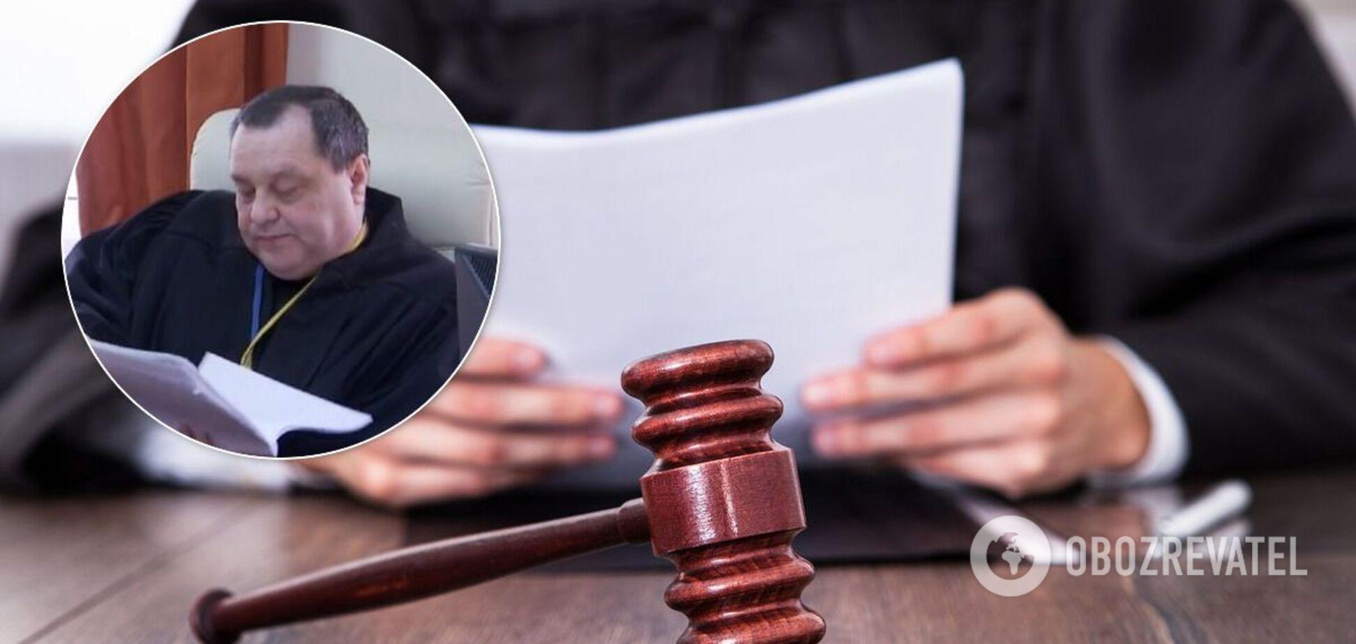 В Днепре судья-коррупционер судит прокурора за взяточничество