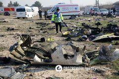 В Иране отчитались о расшифровке 'черных ящиков' сбитого самолета МАУ