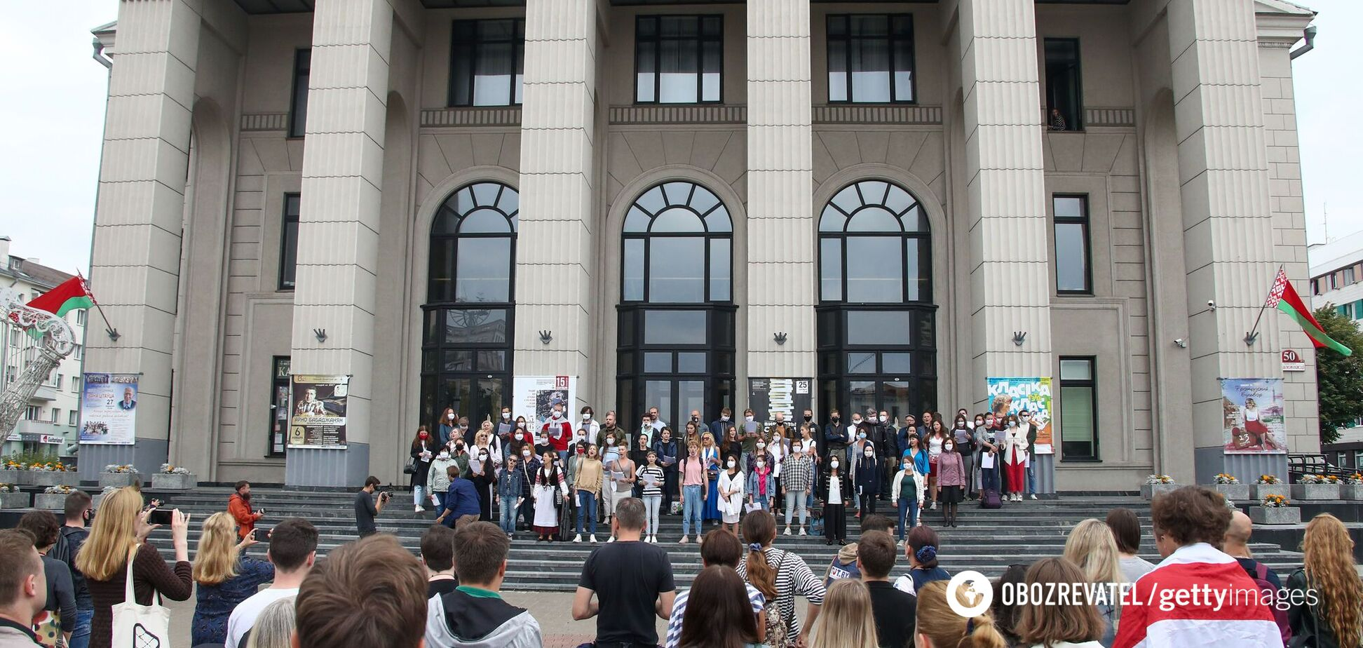 Білорусь між Майданом і Болотною: Лукашенко готовий триматися за владу до кінця