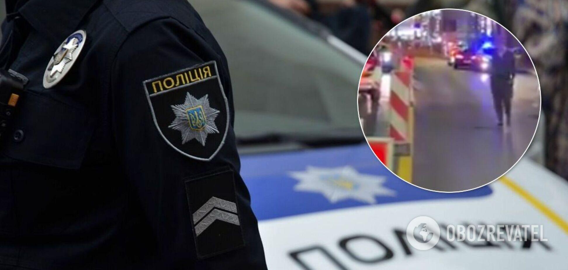 Погоня в Киеве