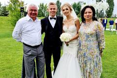 Весілля Зінченко і Седан
